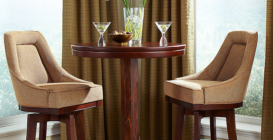 Game Room Furniture | Bar Stools and Tables for Home - Billiard Factory