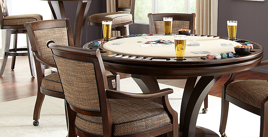 Game Tables And Chairs