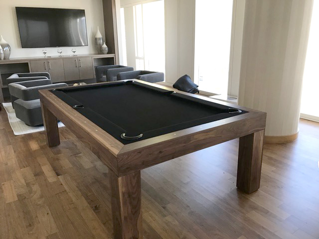Cosmo Custom Pool Table