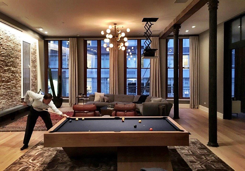 Custom Pool Tables and Games Gallery
