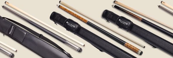 Shop Cue & Case Packages