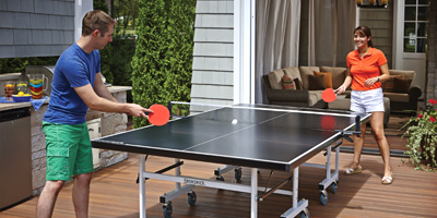 Shop Ping Pong Tables